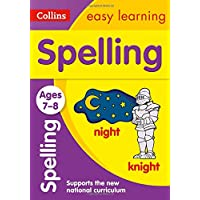 Spelling Ages 7-8: New Edition (Collins Easy Learning)