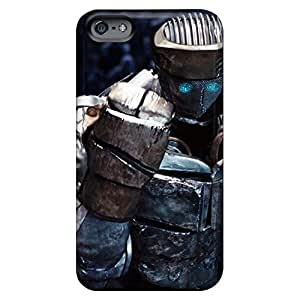 iphone 6 PC mobile phone back case Hd cover atom in real steel