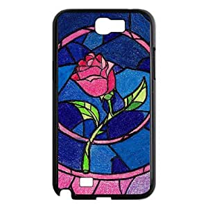 Beauty and the Beast for Samsung Galaxy Note 2 N7100 Phone Case B5007
