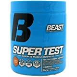 Beast Sports Nutrition Super Test Iced T Flavor - 45 Servings