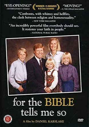 Amazon For The Bible Tells Me So Gene Robinson