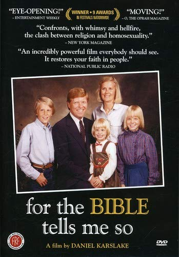 DVD : Genevieve Robinson - For The Bible Tells Me So (Widescreen, Dolby)