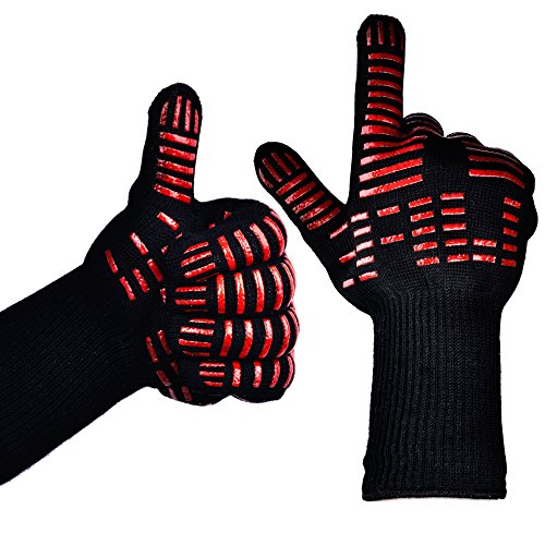 TTLIFE BBQ Gloves Resistant Protection product image