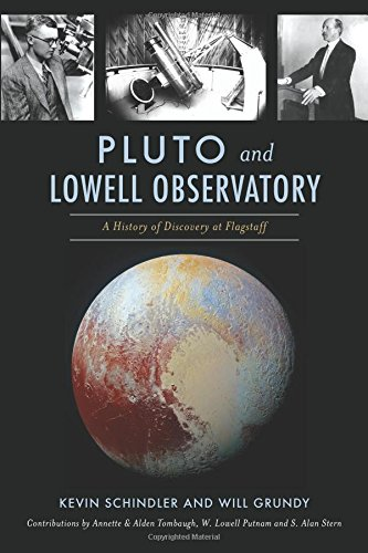 Download Pluto and Lowell Observatory: A History of Discovery at Flagstaff (Landmarks) pdf