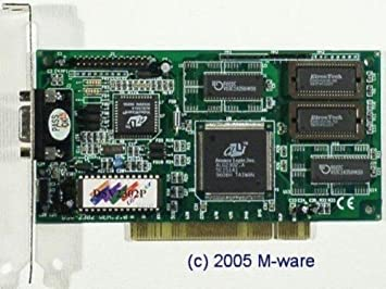 AVANCE LOGIC PCI DRIVER FOR PC