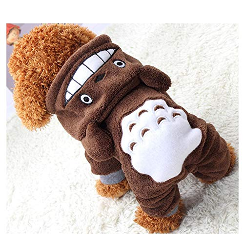 (Fanatical-Night Cute Winter Pet Coat Clothing for Dog Puppy Outfit Winter Dog Clothes for Small Dogs Pet)