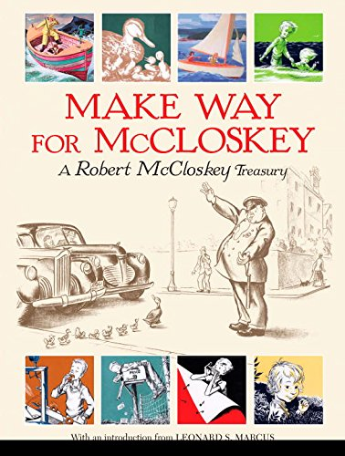 Robert McCloskey Box Set: Make Way for Ducklings, Blueberries for Sal