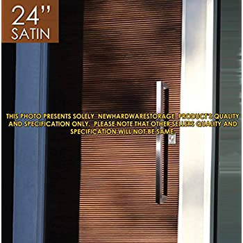 Pull Push 24 Inches Handles For Entrance Entry Front Door Interior