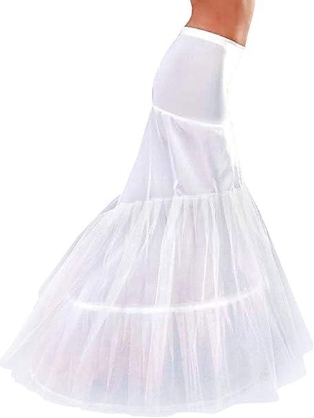 Falda De Aro Vestido De Novia Enagua Debajo De Mode De Marca La ...