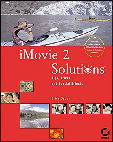 Amazon com: iMovie 2 Solutions: Tips, Tricks, and Special