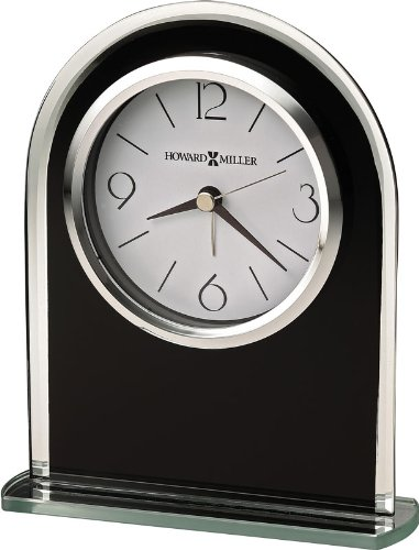 Ebony Tabletop Clock - 4