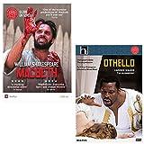 Shakespeare's Globe Theatre - Tragedy - Value 2-Pack: Macbeth / Othello