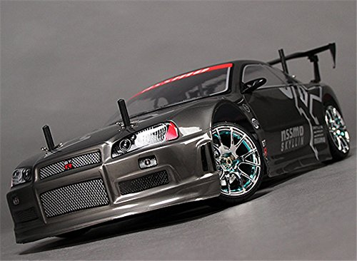 Mission-D 4WD GTR Drift Car (ARR)