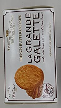 French Butter cookies LA GRANDE GALETTE