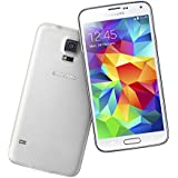Samsung Galaxy S5 G900T T-Mobile Cellphone, 16GB, Shimmery White
