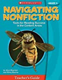 Navigating Nonfiction - Tools for Reading Success in the Content Areas, Alice Boynton and Wiley Blevins, 0439782945