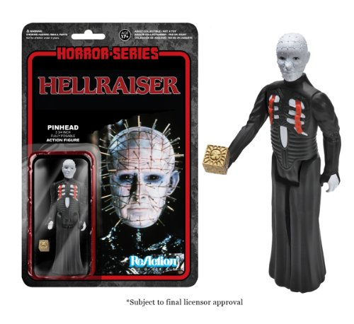 Funko Horror Classics Pinhead ReAction Figure -