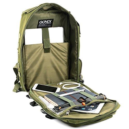 bb775f9e5b69 Jual Gonex Tactical Military Backpack Rucksack