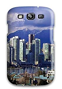 For Galaxy S3 Fashion Design Vancouver City Case-nIbhmaG4005ZSQfT