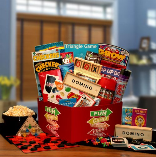 Games, Games and More Games - Perfect Gift for Boy and Girls
