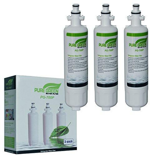 LG & KENMORE | LG LT700P Replacement Refrigerator Water Filters | 3 Pack | ADQ36006101, ADQ36006102, Kenmore...