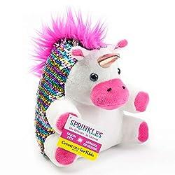 Mini Sequin Stuffed Toys