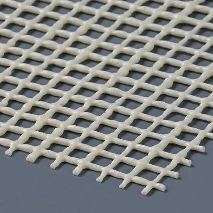 Plastique 120 x 220cm Rugs /& Stuff rev/êtement antid/érapant pour tapis sous-couche pour sols durs choisissez /à partir de nombreuses diff/érentes options de taille beige