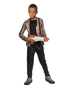 Star Wars Niño Traje de Finn S: Amazon.es: Juguetes y juegos