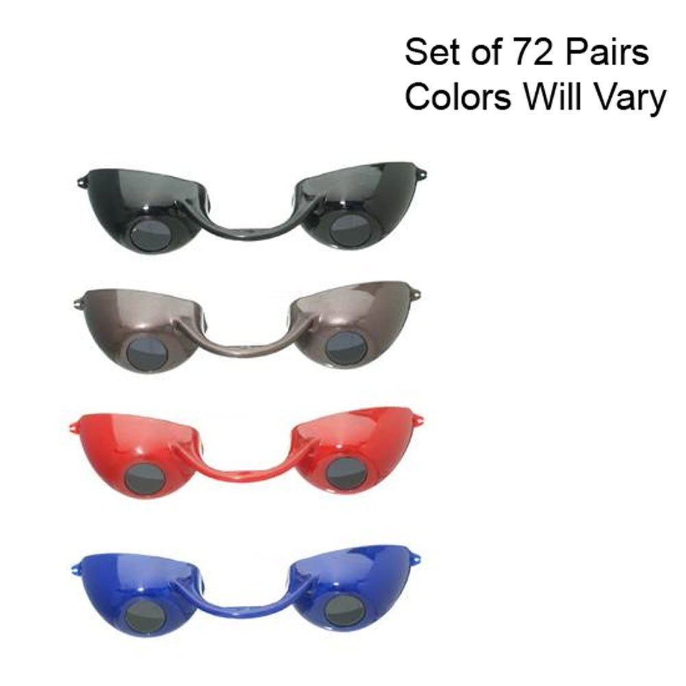 CALIFORNIA TAN Peepers® Set of 72 Pairs (colors will vary)