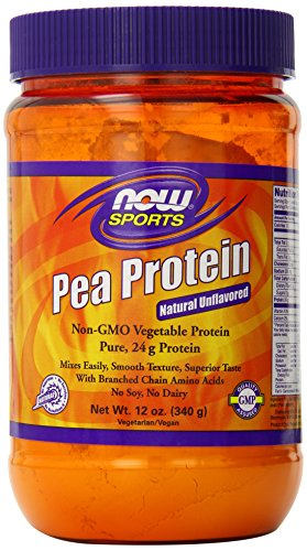 NOW Sports Protein Powder 12 Ounce