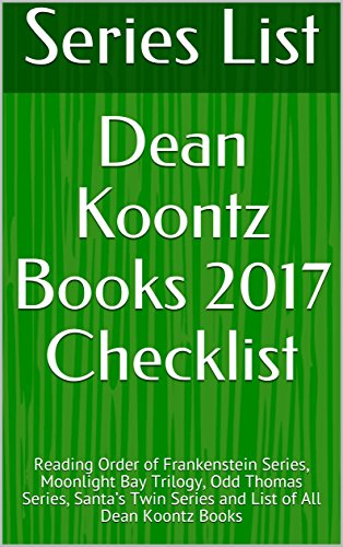kindle books dean koontz - 6