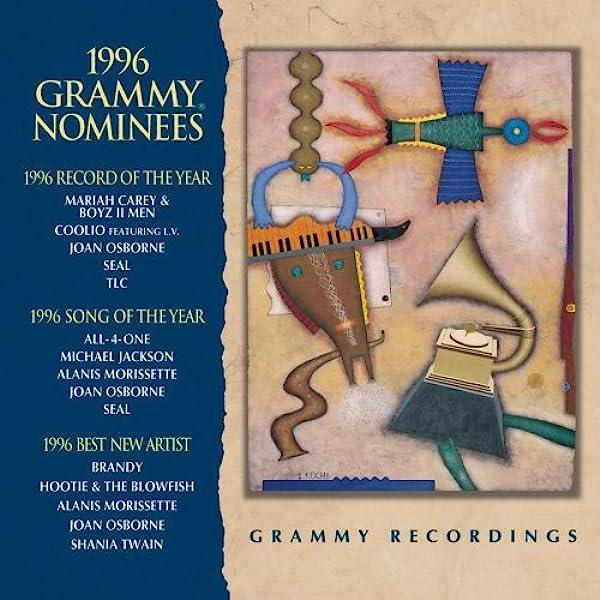 Various Artists 1996 Grammy Nominees Amazon Com Music