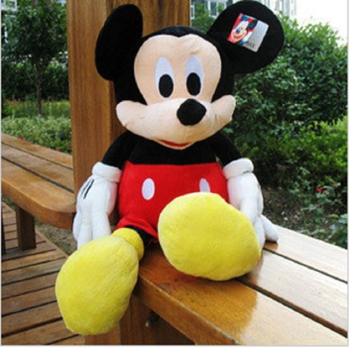 Disney Mickey or Minnie Mouse Big Giant Large Huge Plush Stuffed TOY 45