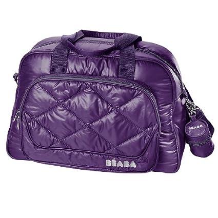 Beaba bolso cambiador New York Lila: Amazon.es: Bebé