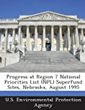 Progress at Region 7 National Priorities List Superfund Sites, Nebraska, August 1995, , 1287220479