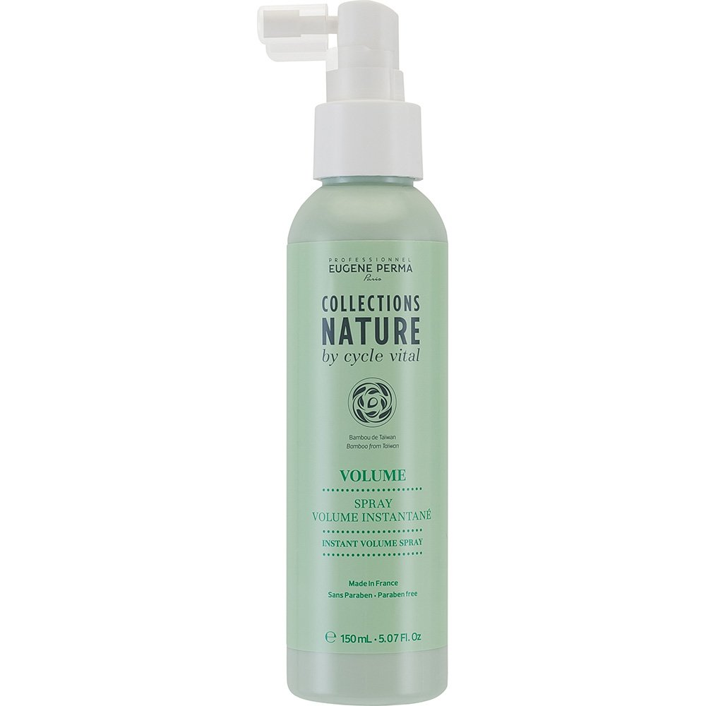 EUGENE PERMA Professionnel Spray Volume Instantané 150 ml Collections Nature by Cycle Vital EUG029