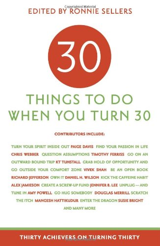 30 Things When You Turn product image
