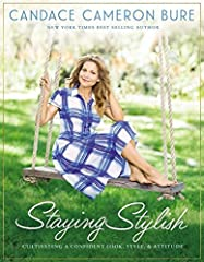 Candace Cameron Bure, best known as D.J. Tanner from Full Houseand Fuller Houseand a New York Times bestselling author, whose faith and wit have delighted audiences for decades, lets you in on her best-kept secrets for Stayi...