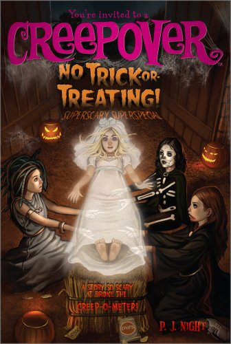 No Trick-or-Treating!: Superscary Superspecial (You're invited to a (P Town Halloween)