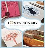 I Heart Stationery, Charlotte Rivers, 0789324881