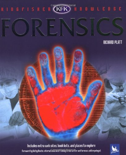 Download Kingfisher Knowledge: Forensics PDF