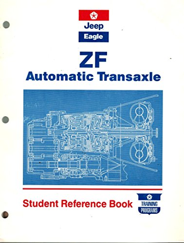 zf transmission book - 2