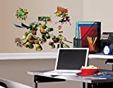 Teenage Mutant Ninja Turtles Peel & Stick Wall Decals 10 x 18in