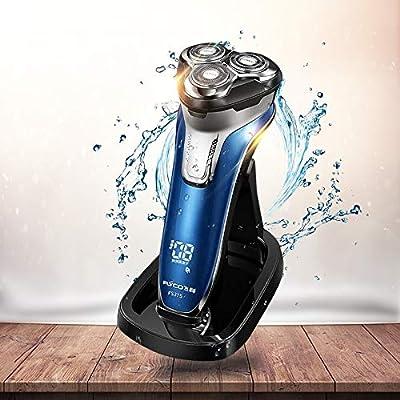 Afeitadora corporal eléctrico para caballero, US Plug voltaje ...