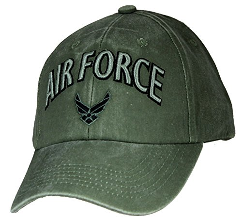 us-air-force-with-logo-embroidered-cap-green