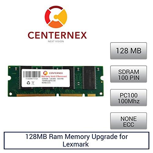 E330 Memory (128MB RAM Memory for Lexmark (IBM) E330 Series (PC100) (5K00119 ) Printer Memory Upgrade by US Seller)