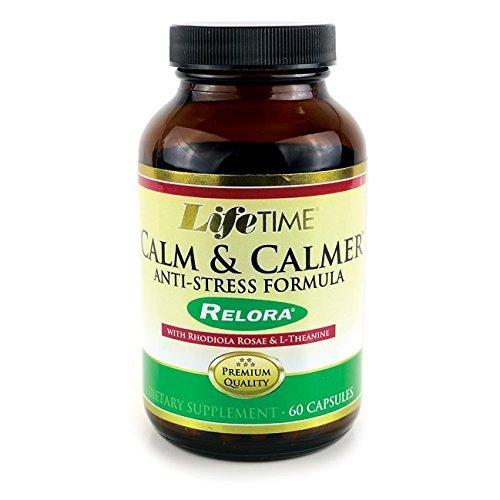 Calm & Calmer Anti Stress Formula LifeTime 60 (Calm Formula)