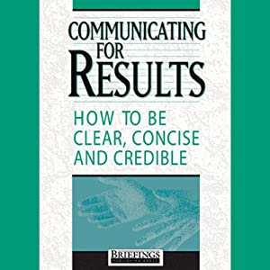 Communicating for Results Audiobook