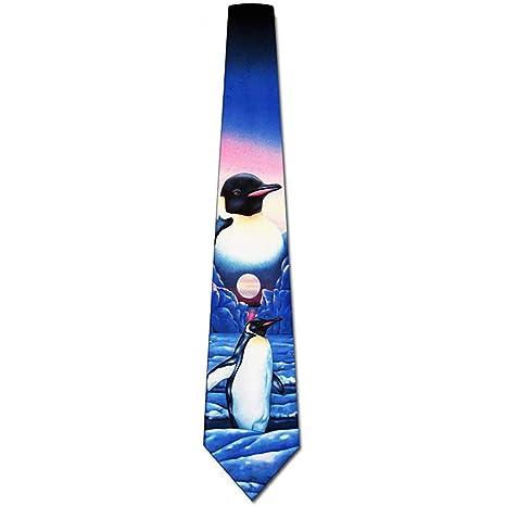 Corbata Corbatas Pingüino Corbata Para Hombre Corbata Corbatas ...
