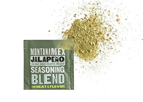 Montana Mex Jalapeno Seasoning Blend, Bulk (Jalapeno Seasoning, SachetJalapeno ()